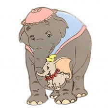 ACME/HotArt - Classic Cutout - Family Portrait - Dumbo with Mother