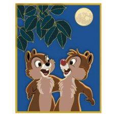 ACME - Artist Series - Chip and Dale - Best Friends