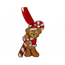 DLP - Duffy with candy cane
