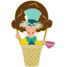 DSSH - Ice Cream Balloon – Mad Hatter