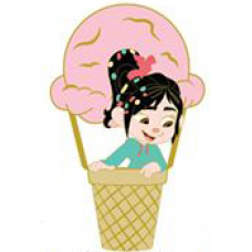 DSSH - Ice Cream Balloon – Vanellope