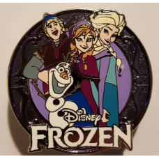 Jerry Leigh - Frozen - Anna, Elsa, Olaf, Kristoff