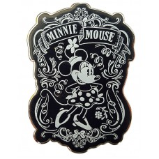 USA -  Chalk Sketch Minnie