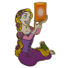 USA -   Rapunzel with Lantern